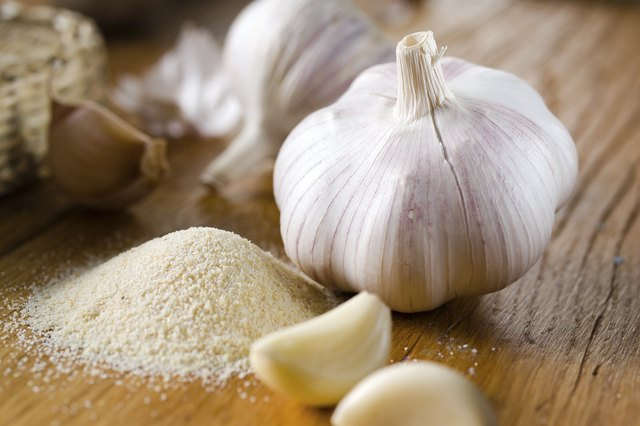 Consuming large amounts of garlic is not always beneficial.