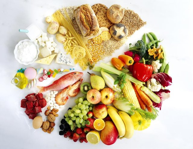 Lots of vegetables and quality protein can help you achieve a balanced diet.