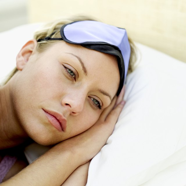 Insomnia is one of the symptoms of magnesium deficiency.