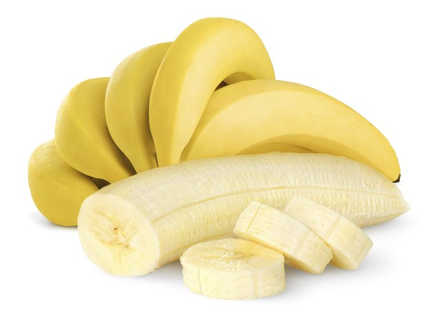 Bananas and slices.