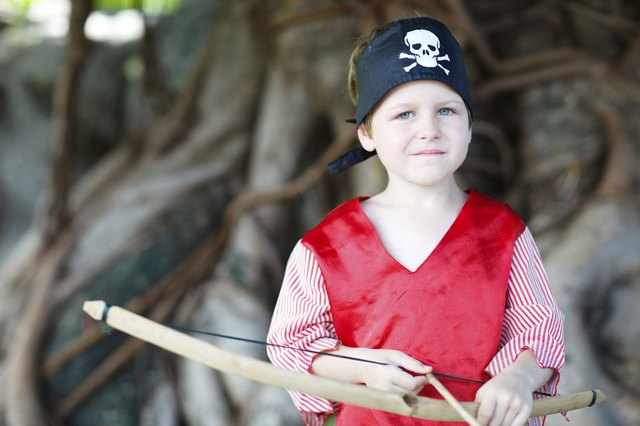 Pirate themes work well for 10 year olds.