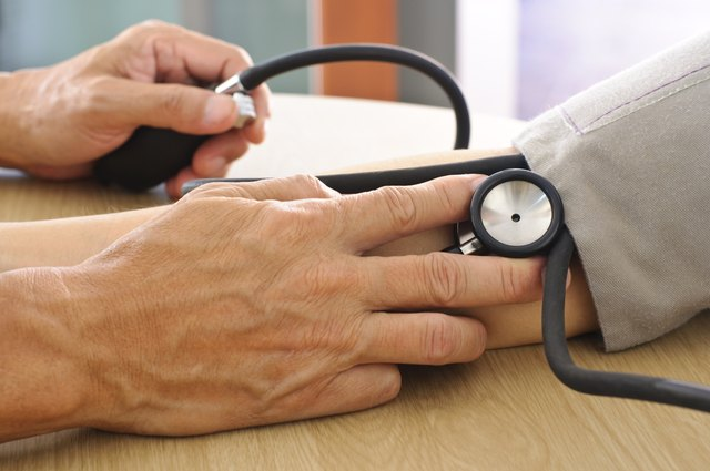 High and low blood pressure can cause dizziness.