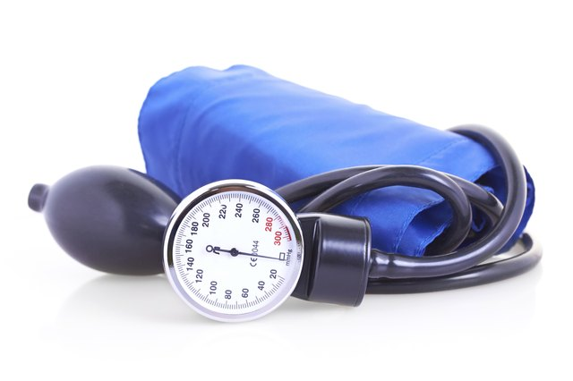 High blood pressure may be a danger.
