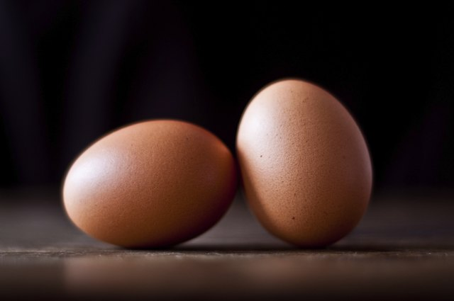 Dried egg yolk is extremely high in choline.