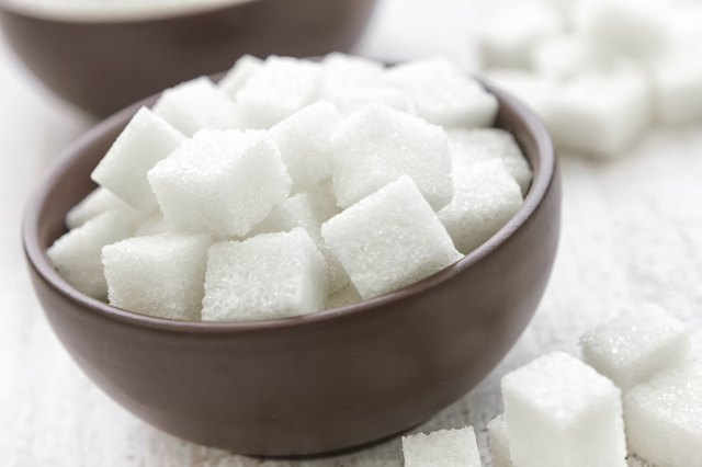 Sucrose is a double sugar made up of a fructose and a glucose molecule.