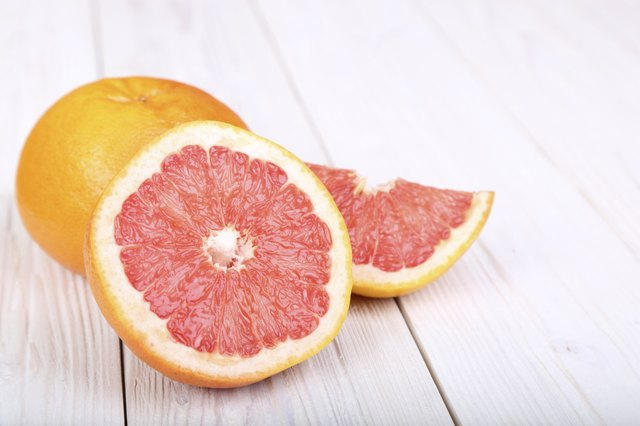 grapefruit is a good low sugar choice
