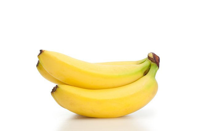 Eat a banana before a workout.