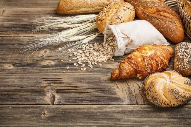 If you have a gluten sensitivity then you will need to eliminate all wheat-based foods.