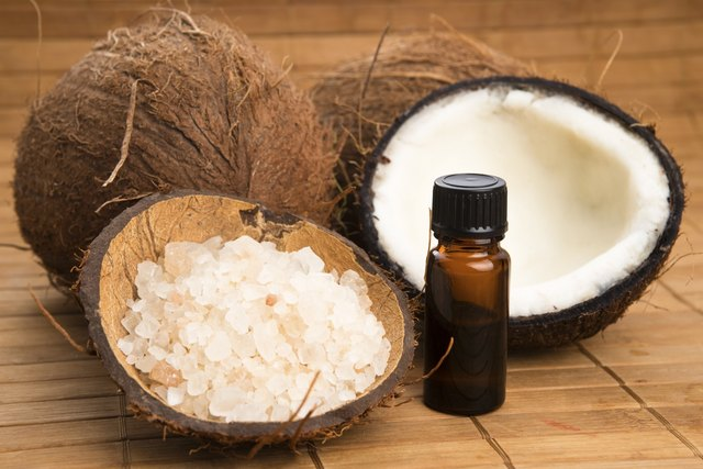 Coconut oil is considered good for your heart.