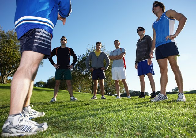 As an athletic trainer, you work predominantly in the sporting environment with physically active people.