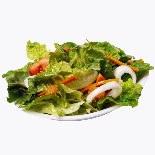 Salads can be deceptively unhealthy.