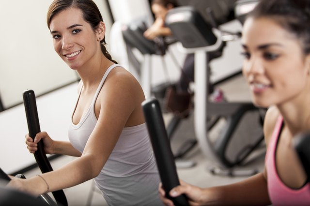 Losing weight requires regular cardio exercise.