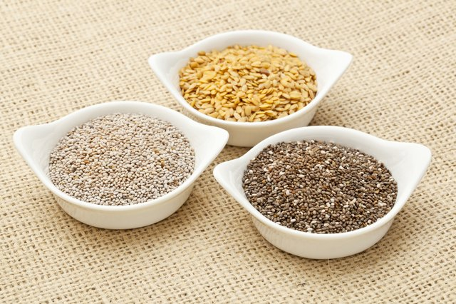 Adding chia seeds to a balanced diet can help meet you and your baby's nutritional needs while breastfeeding.