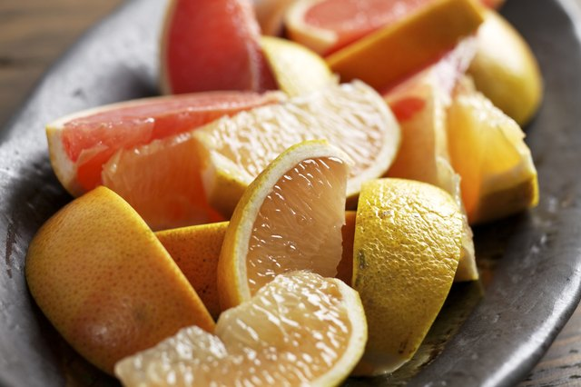 research indicates that citrus fruits may be beneficial to kidney health