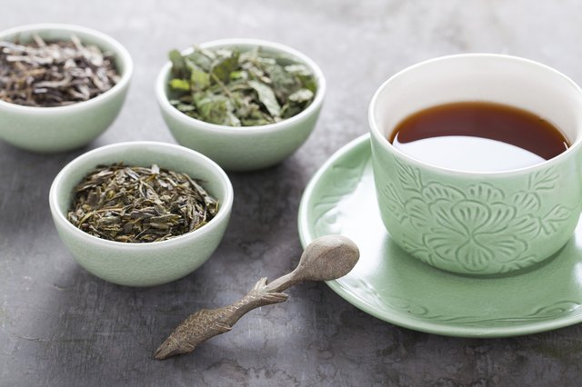 Green tea can reduce kidney stones.