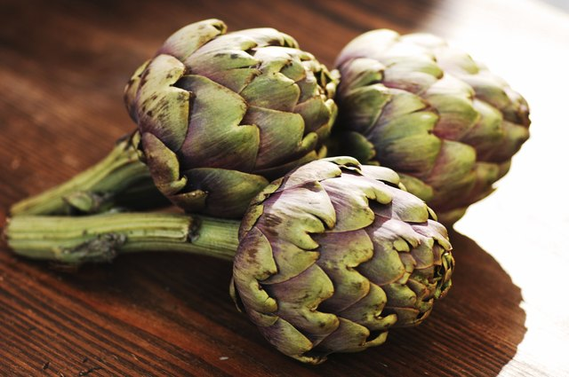 artichokes are another great way to add fiber to your diet