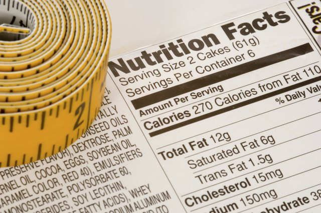 Trans fats are inflammatory.