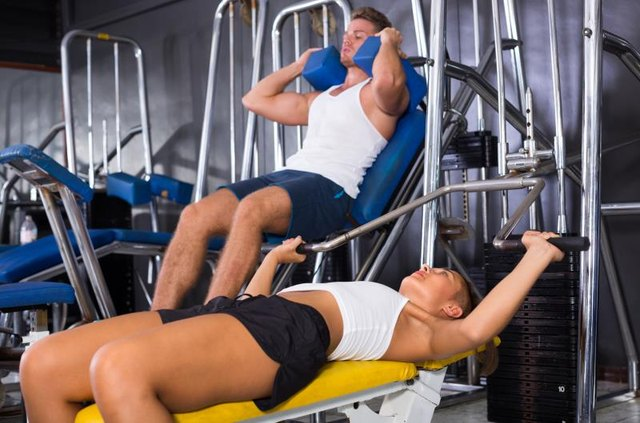 The bench press is a cornerstone exercise for great pecs.