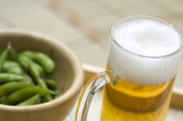 Light beer can reduces the number of calories and carbs, if you do drink beer.