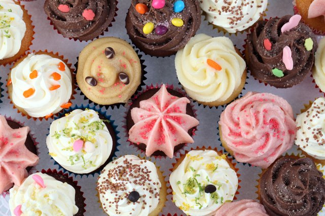 Sweets include foods such as cakes, cookies, pies and pastries.