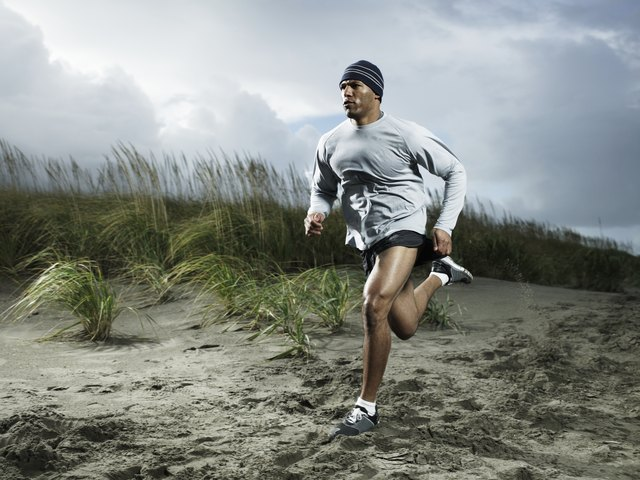 Additionally, running itself is cause for GI discomfort.