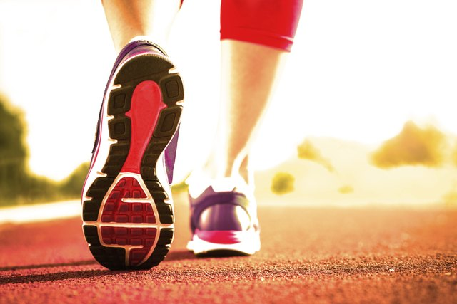 Faster walking will burn even more calories.