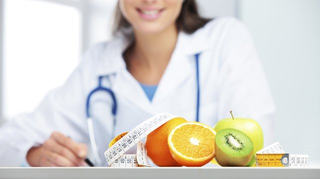 A nutritionist can help you learn about good nutrition and healthy choices.