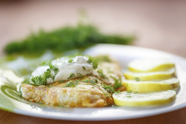 list of safe fish to eat while pregnant  livestrong