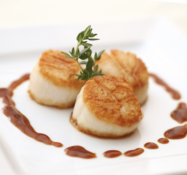 Avoid scallops.