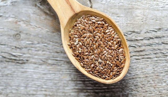 flaxseeds can be purchased whole or ground