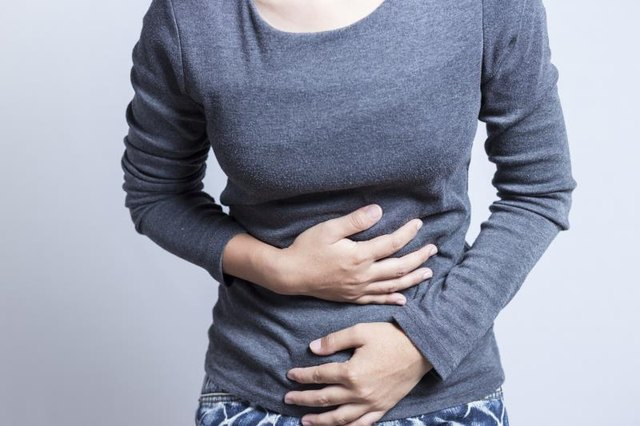 Stay home when you have serious stomach problems.