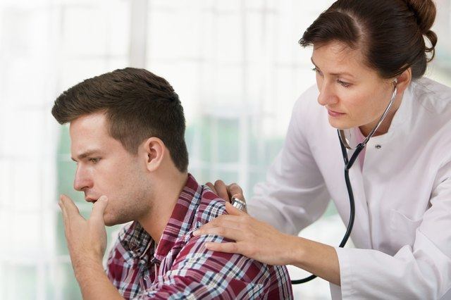Schedule an appointment with your doctor if you're experiencing persistent coughing.