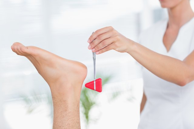 The achilles tendon connects the heel and the shin.