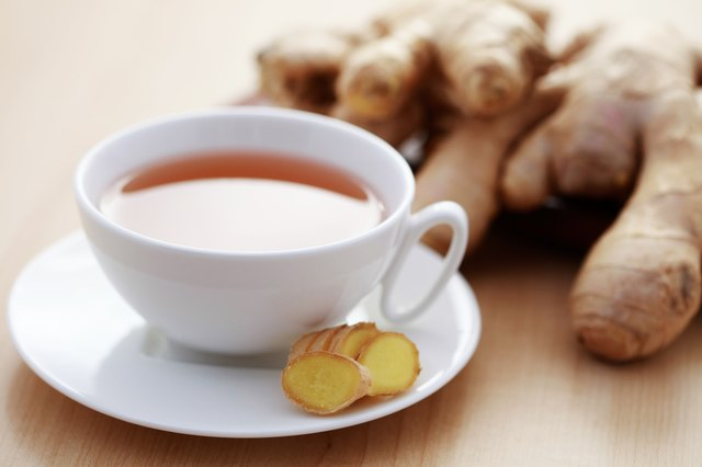 Ginger extracts can help reduce inflammation.