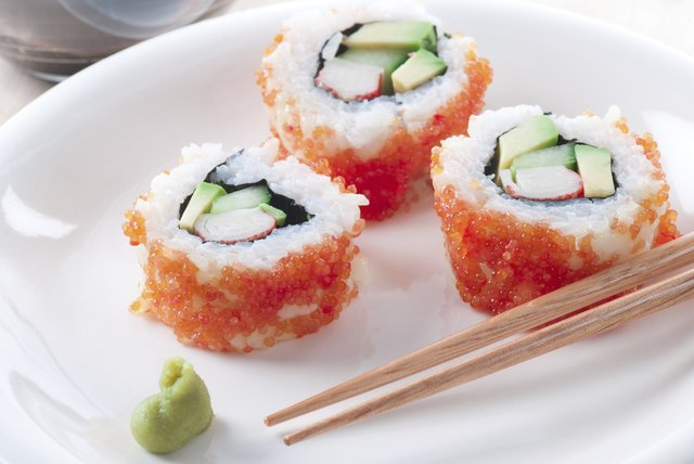California roll.