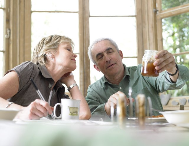 A woman over 50 who is not physically active should consume only about 1,600 calories each day.