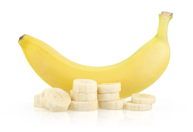 Bananas are a low glycemic food.