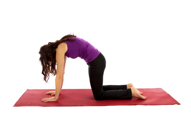 How to Relieve Gas With Yoga Poses | LIVESTRONG.COM