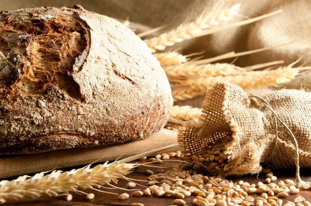 Gluten is found in certain grains, including wheat.