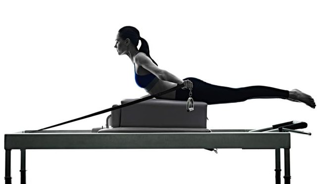 Advanced reformer classes can be quite taxing.