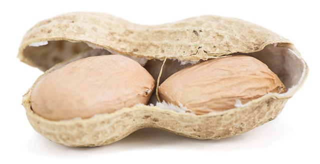 Peanuts are a high allergen.