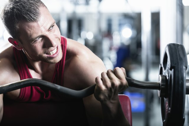 Strength training will help boost your metabolism.