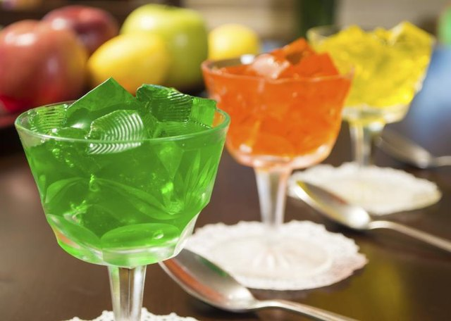 Jell O Amp Clear Liquid Diets Livestrong Com