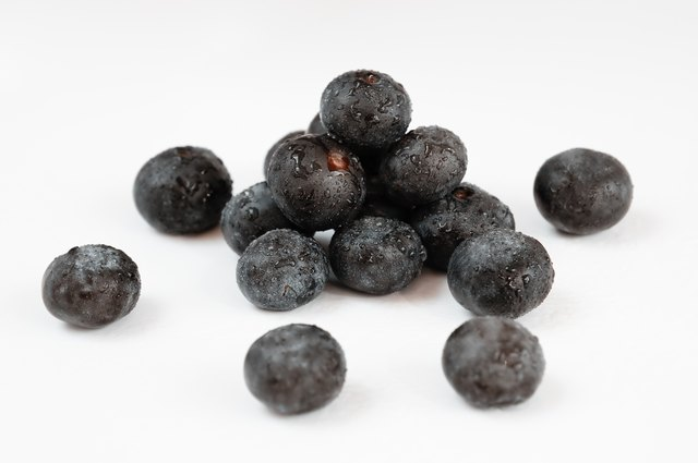 The acai berry contains omega-3, -6 and -9 fatty acids.