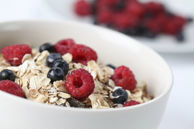 Increase your daily dietary fiber consumption.