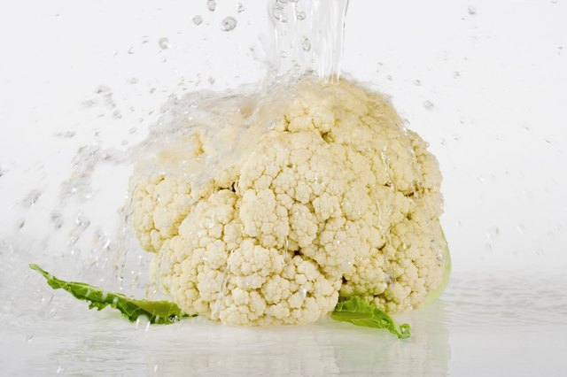 Cauliflower is a non starchy vegetable.