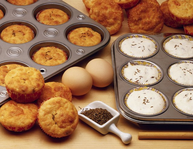Replace butter with vegetable oil in equal amounts in quick breads and muffins.