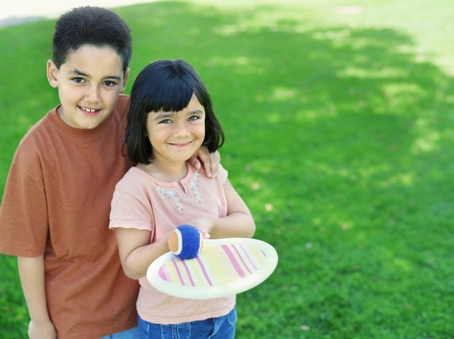Playing at home with siblings or parents can bring family members closer.