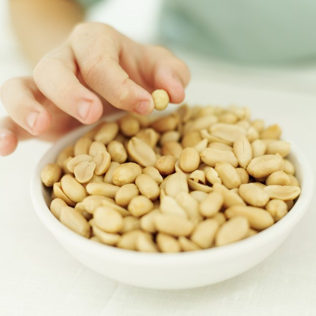 Nuts such as almonds, walnuts, macadamia, and peanuts are all rich in monounsaturated fats.
