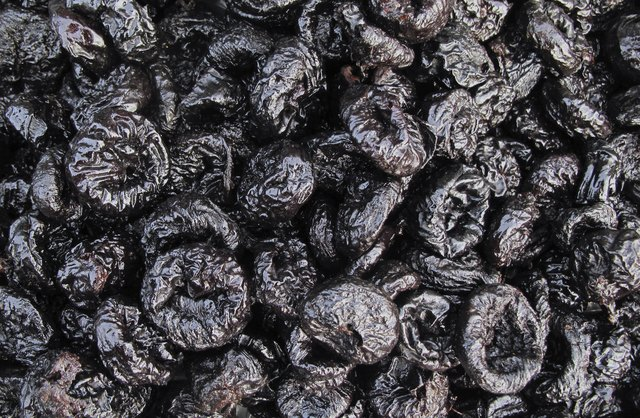 Prunes can help relieve mild to moderate constipation better than psyllium.